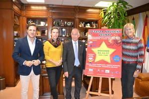 Vecinos y comercios de la Urba celebran la VII Fiesta Navideña