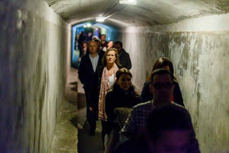 La Lonja de Almería, los Refugios de la Guerra Civil y el Cerro de San Cristóbal en las visitas guiadas del fin de semana