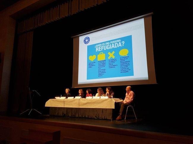 Profesionales y colectivos en el X Encuentro de Inmigración y Salud