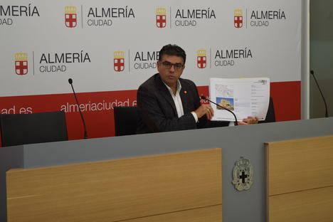 Ciudadanos Almería pide incluir 20 inmuebles más en el Catálogo de Edificios y Espacios Protegidos