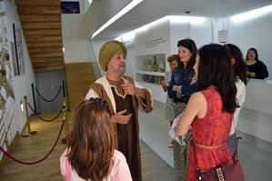 Personajes que cuenta la historia de Almería