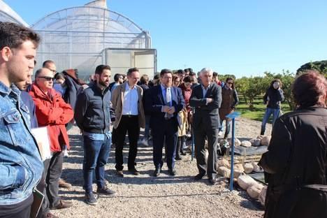 Agricultura pondrá en marcha un proyecto de investigación para optimizar la calidad y el precio del agua para regadío