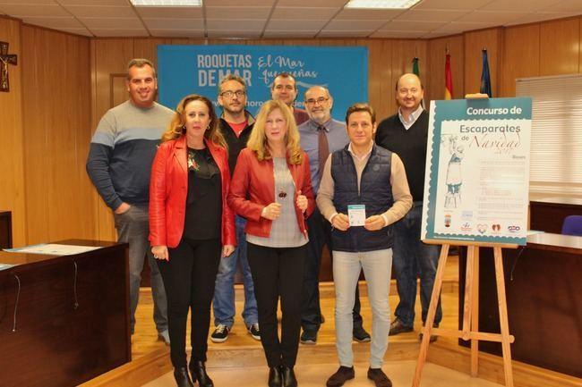 El Ayuntamiento de Roquetas vuelve a convocar los concursos de escaparates y belenes