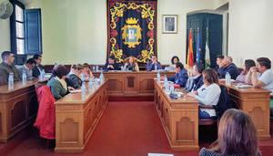 Níjar aprueba la cesión de un nuevo edificio como cuartel de la Guardia Civil