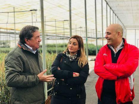 Óleo Jarico presenta a Diputación y Ayuntamiento su ciclo integral del aceite de oliva virgen extra