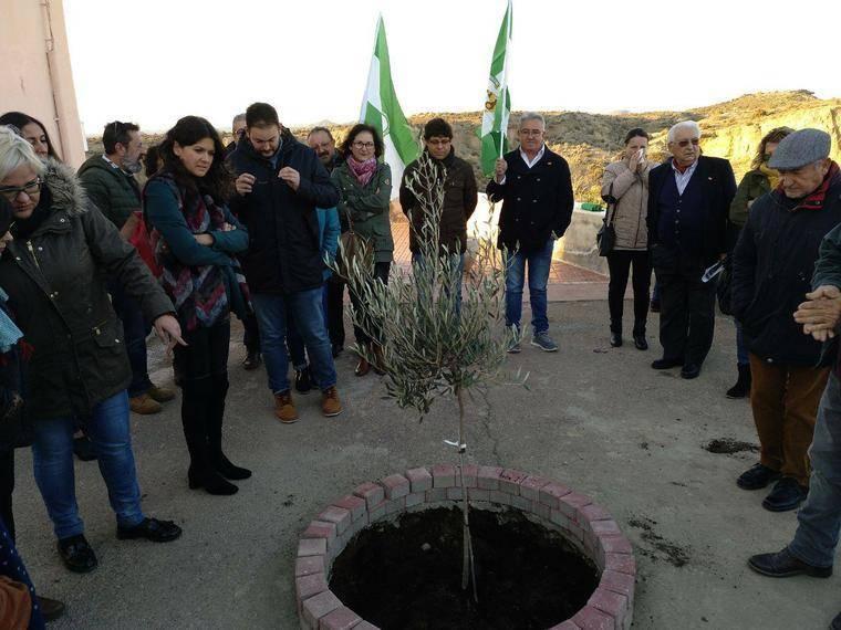 Izquierda Unida conmemora en Rioja el 4D