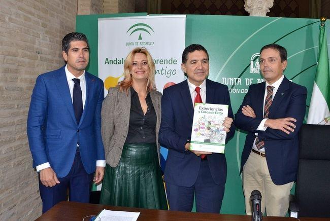 Andalucía Emprende crea un banco de proyectos empresariales