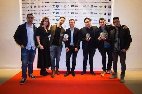 Cosentino arrasa en los Premios Agripina