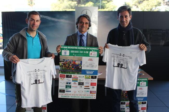Sexta edición de la San Silvestre de Huércal de Almería