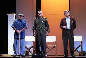 Programa Estable de Teatro Aficionado despide el año con 'Allí Donde Sopla el Viento'