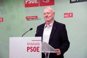 """El PSOE acusa a Amat de """"llegar tarde"""" en la exigencia de mejoras de los partidos judiciales de Roquetas y El Ejido"""