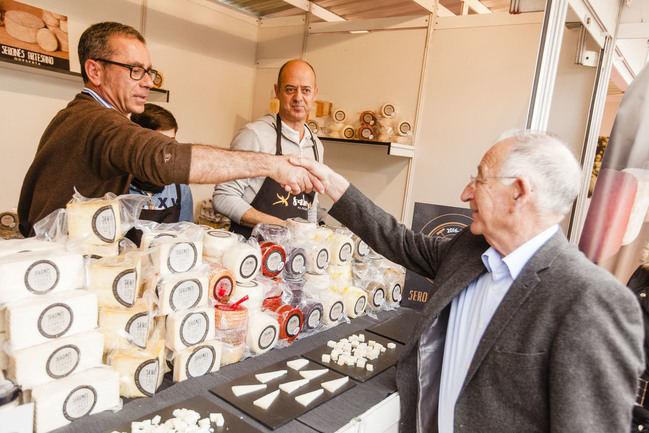 Diputación convierte la capital en epicentro de la calidad con los productos de 'Sabores Almería'