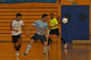 El fútbol sala ejidense tiene un duelo vital en casa el domingo