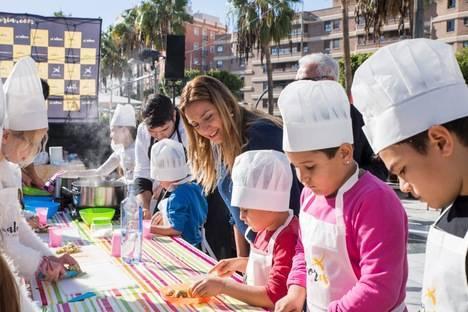 Feria 'Sabores Almería' afronta la recta final con el respaldo de turistas y visitantes