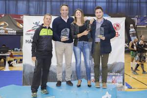 Juan José Foulquié y Ana Constantin ganan la Ultramaratón 'Costa de Almería'