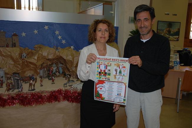 Huércal de Almería presenta la Programación de Navidad