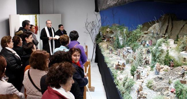 El Belén Municipal ya está abierto al público en el Centro Cultural