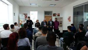 70 empresarios abordan la evolución de la agroindustria ecológica en el Poniente