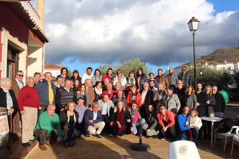 El PSOE de Fondón clausura el 80 aniversario de su fundación