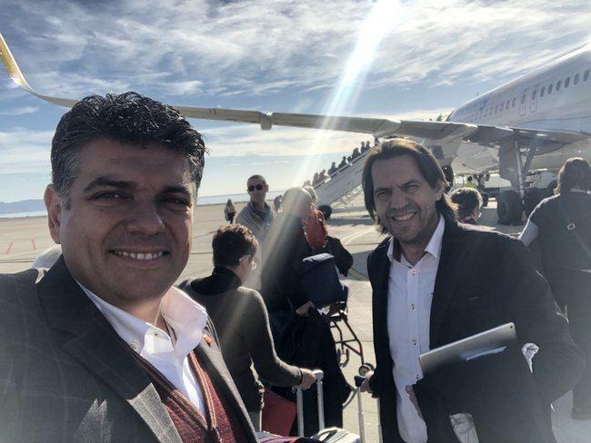 Ciudadanos Almería acude a Cataluña para la jornada electoral
