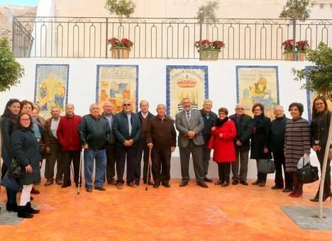 Inauguración de la nueva Plaza de los Alfareros de Albox