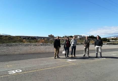 Ayuntamientos de Vícar, Huércal-Overa y Arboleas reciben 100.000 euros para potenciar el comercio ambulante