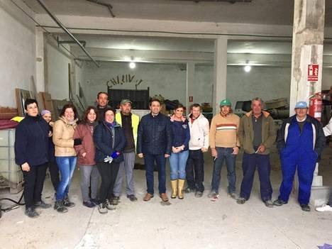 PFEA invierte en Chirivel más de 200.000 euros para la mejora de sus infraestructuras