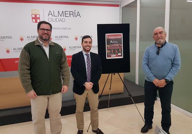 Almenara ofrecerá su concierto de Navidad el día 27 en el Maestro Padilla