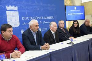 Diputación refuerza su inversión en materia de agua en la provincia de Almería