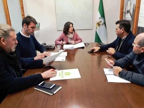 Andalucía Por Sí comparte con COAG sus propuestas contra la sequía