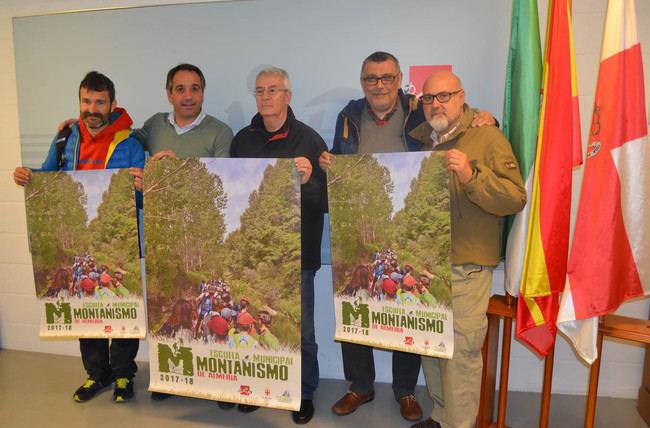 EDM Cóndor de montañismo presenta su calendario para el nuevo curso