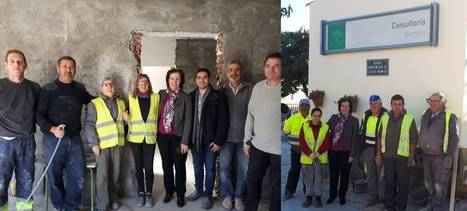 La delegada del Gobierno ha visitado Benizalón y Líjar
