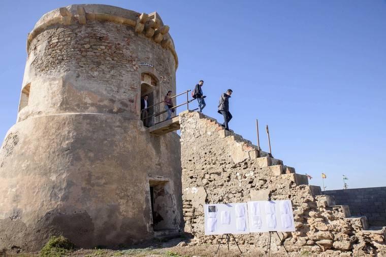 Cómo poner en valor del torreón de San Miguel, en Cabo de Gata