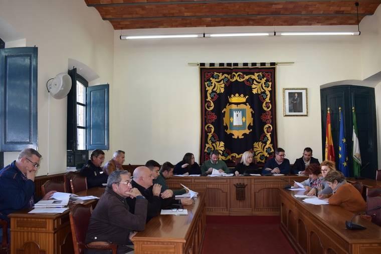 Plan de Emergencias específico para las 17 Cabalgatas de Reyes de Níjar
