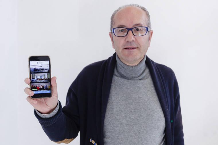 Diputación se 'cuela' en los móviles de los ciudadanos a través de una APP