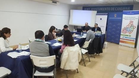 Diputación realiza un curso en Canjáyar sobre ayudas a la contratación de personal