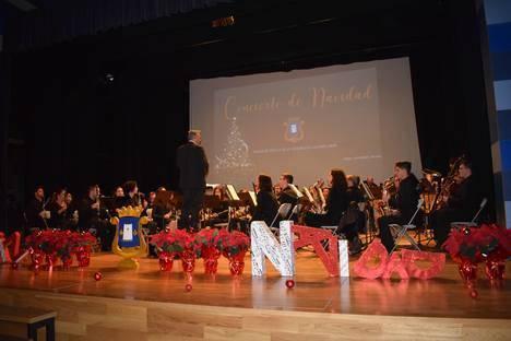 Tradicional concierto de Navidad en Níjar