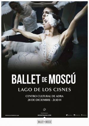 El Ballet de Moscú desembarca en Adra con 'El Lago de los Cisnes'