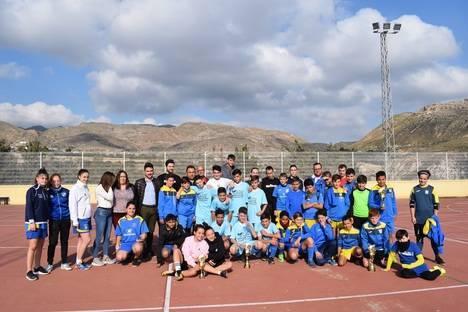 Níjar estrena el torneo solidario de Futsal