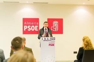 """Sánchez Teruel: """"La Junta ha sido la administración que más ha invertido en Almería en 2017"""""""