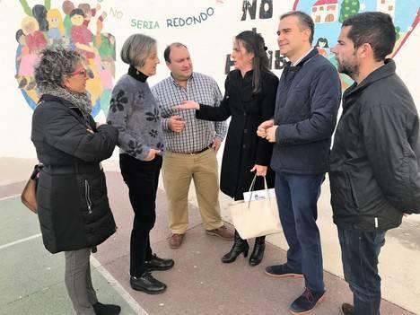 """Partido Popular pide a la Junta que solvente las """"deficiencias"""" en los centros educativos de Gádor"""