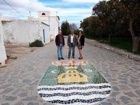 Junta destina 79.000 euros a la mejora de infraestructuras en Huécija y Alicún