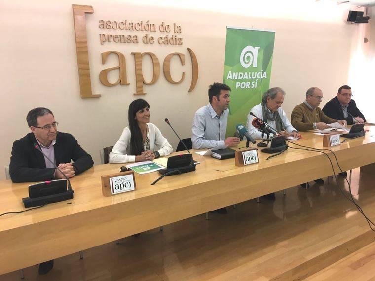AxSí propone la puesta en valor del centenario de la Asamblea de Ronda
