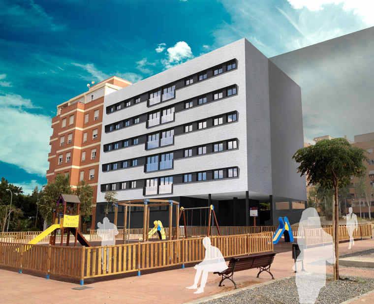 Almería XXI registra diecinueve ofertas para vivienda en Avenida de Vilches y Villablanca