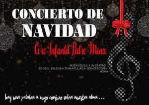 El Coro Infantil Pedro de Mena ofrece mañana un Concierto de Navidad