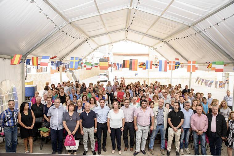 Diputación acerca sus proyectos sociales a 97 municipios de la provincia