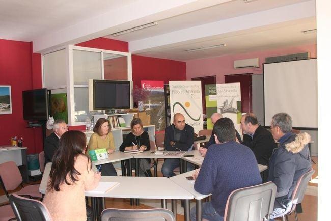 Nuevo programa de ayudas al GDR Filabres Alhamilla