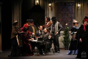 'La Bohème', en directo desde el Teatro Apolo