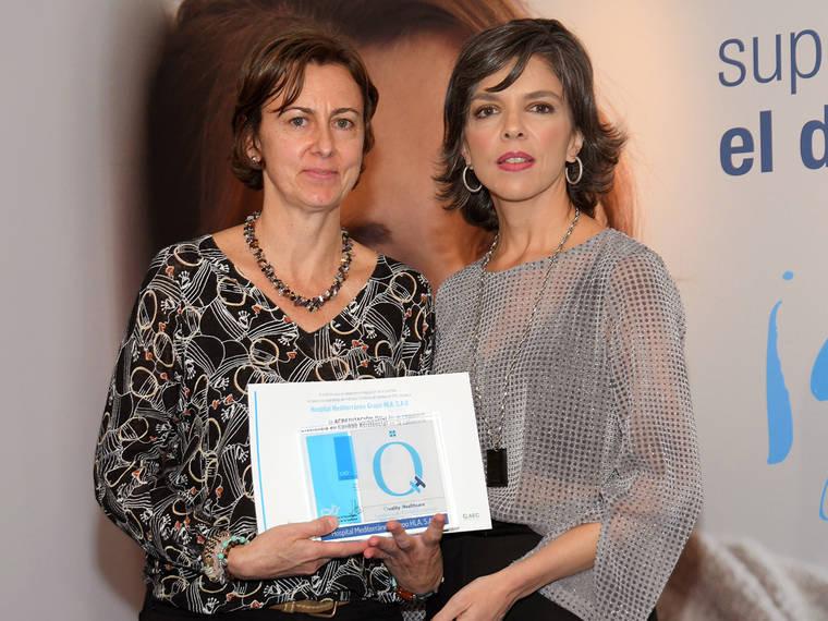 HLA Mediterráneo ya luce su nueva acreditación QH por la calidad de sus servicios