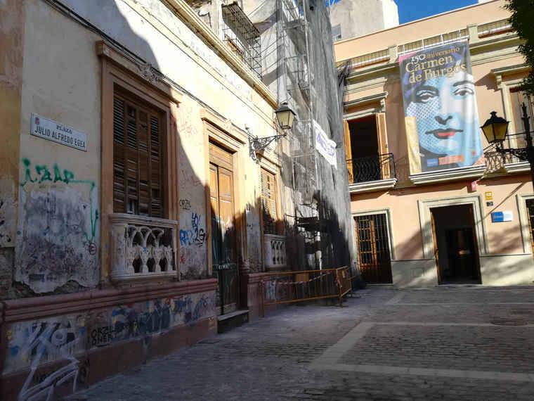 Fijado para el primer trimestre de 2018 el inicio de las obras de las calles Campomanes y Plaza Julio Alfredo Egea